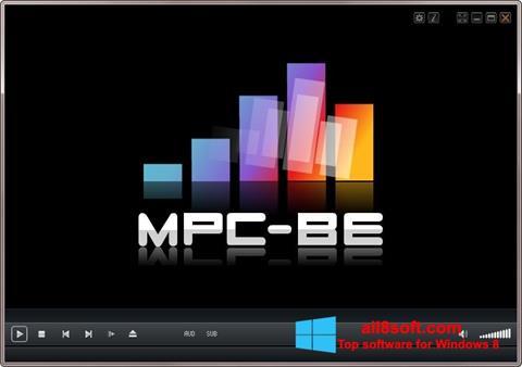 স্ক্রিনশট MPC-BE Windows 8