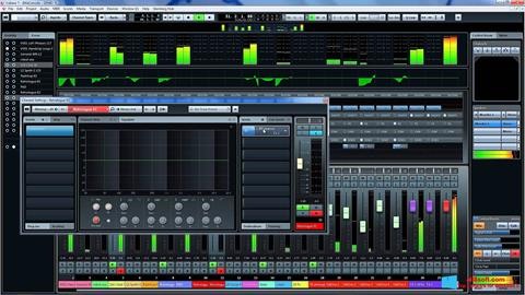 স্ক্রিনশট Cubase Windows 8