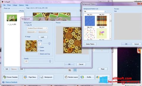 স্ক্রিনশট CollageIt Windows 8