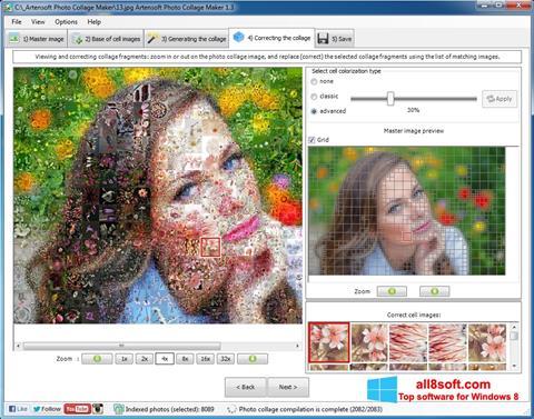 স্ক্রিনশট Photo Collage Maker Windows 8