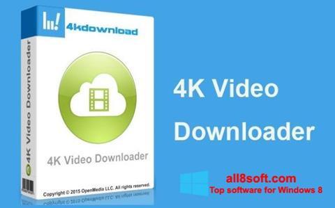স্ক্রিনশট 4K Video Downloader Windows 8