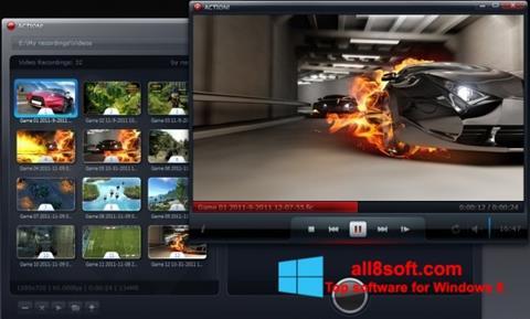 স্ক্রিনশট Action! Windows 8