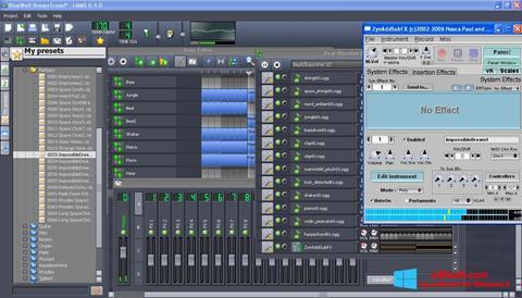 স্ক্রিনশট Linux MultiMedia Studio Windows 8