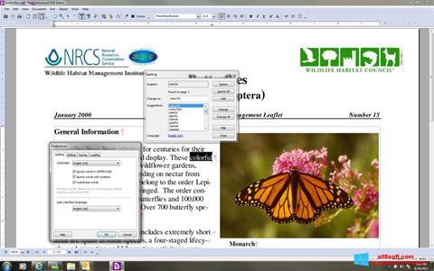 স্ক্রিনশট Foxit Advanced PDF Editor Windows 8