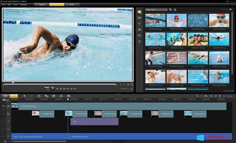 স্ক্রিনশট Corel VideoStudio Windows 8